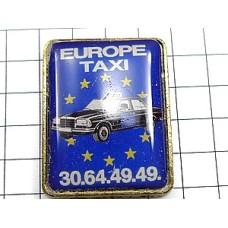 ピンズ・ヨーロッパ車タクシー