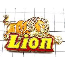 ピンズ・ライオン獅子