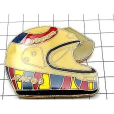 ピンズ・ロスマンズF1ヘルメット