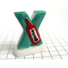 フェーブ・X赤い瓶
