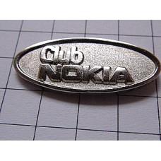 ピンズ・ノキア携帯電話ロゴ