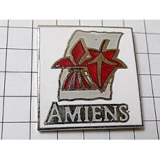 ピンズ・アミアン百合の紋章